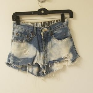 The Laundry Room high waisted shorts xs